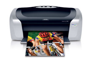 Like new Sublimation Printer bundle; Including Ink, Paper, Tape