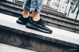 Wanted: Yeezy boost V2 bred