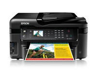 Epson All-in-one Printer WF-3520