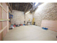 Workshop to rent on Dartmoor, Close to Bovey Tracey. Ideal for craftsperson or joiner