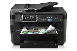 Epson Workforce WF-7620 Wireless and Wi-Fi Direct, All-in-one