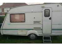 Bailey 380/2 1998 Cris registered and well serviced caravan