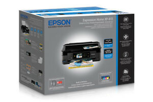 Epson Expression Home XP-410 All-In-One Inkjet Printer