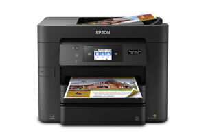Epson Workforce WF-4732 Business Inkjet Printer