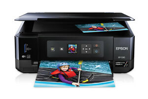 For sale NEW Epson All-in-One XP-530 Printer with ink
