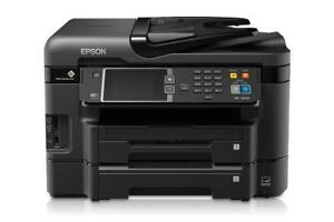 Epson WF-3640 & Brothers MFC-240C