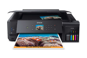"Lightly Used Epson ET-7750 Eco-tank 11x17"" Printer for sale!"