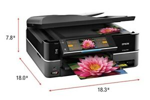 Epson Printer and Ink