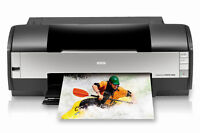 Epson Stylus 1400 Wide Format Photography Printer