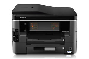 Epson Workforce 845 All In One Printer