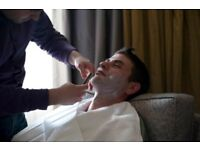 Mobile Barber home Services central london/west london Wedding preparation or special events