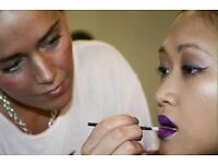 freelanced Makeup artist & hairstyles brides, party,