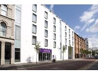 Premier Inn Belfast City Cathedral Quarter 1 Night Stay (Double Room)