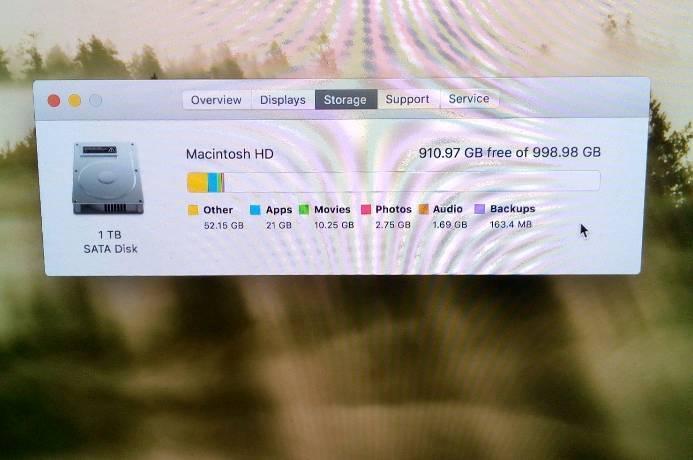 """iMac 4K retina 21"""""""