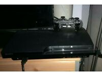 PS3. 320gb. 9 games.