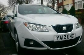 Seat ibiza sportrider 1.6tdi estate low mileage