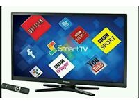 """40"""" polaroid Smart tv with freeview+delivery"""