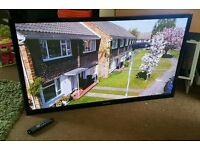 Samsung 60 Inch 3D HD tv excellent condition fully working with remote control