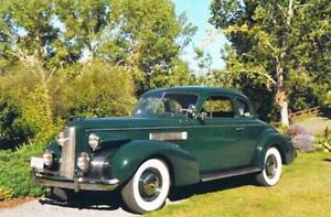 1939 Cadillac LaSalle Touring Coupe