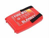brand new fire blanket 1.2 x 1.2m