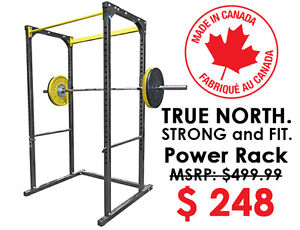 PROUDLY MADE IN CANADA Strength Fitness Equipment