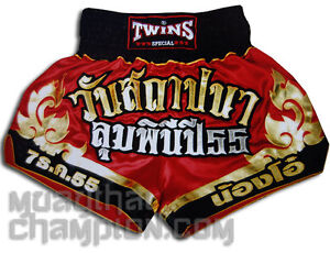 TWINS SPECIAL Muay Thai Shorts Top King Professional