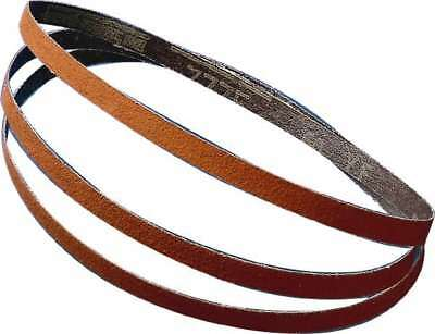 Tru-maxx 18 Wide X 85 Long 60 Grit Aluminum Oxide Abrasive Belt Medium Gr...