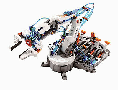 Hydraulic Arm Edge Kit Owi Robotics Educational Science