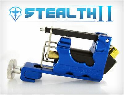 Macchinetta per tatuaggi Stealth 2.0 Alluminio Rotante