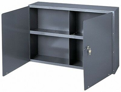 Durham 1 Shelf Wall Storage Cabinet Steel 33-34 Wide X 8-12 Deep X 22-1...