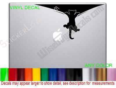(Cat Climbing Apple Laptop Decal Sticker mac book macbook decals Skin Cats Kitten)