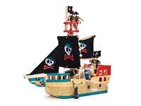 le toy van piate ship