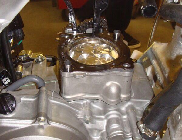 SUZUKI LTZ400 COMPLETE ENGINE REBUILD Z400 LTZ ATV Z  PARTS / LABOR