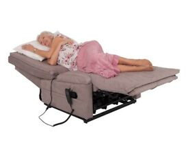 Theraposture Chairbed 32-38.2 years old and hardly used. Owner moving to a home. Cost new £3000