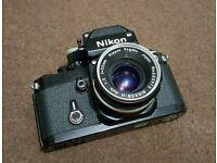 Nikon classic F2