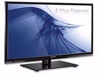 "Blue Diamond 46"" LED TV, 1080p FULL HD £220 BRAND NEW IN ORIGINAL BOX"