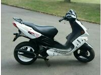 Speedfight 2 100cc moped . Not 50cc 125cc 70cc like aerox sym jog r piaggio gilera typhoon scooter