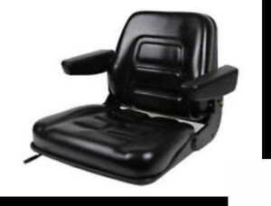 Replacement Seats for Forklifts Gators and Skidsteers