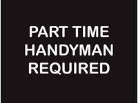 Handyman required for General Maintenance