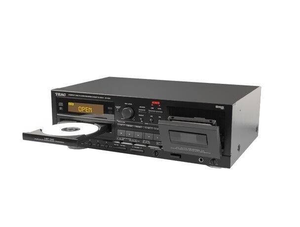 Kombigeräte: CD-Recorder mit Wechsler
