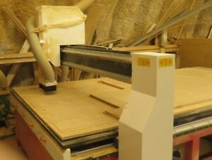 Industrial CNC Router - Single Phase