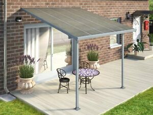 Patio Cover Awning  - New in Box - 10x10 - Palram Feria