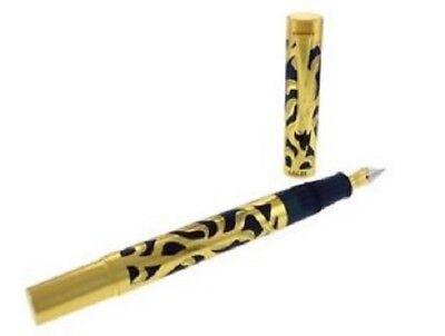 Lalex Fountain Pen Zebra Dorato ZEBRA-O