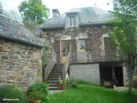 HOUSE LOCATED IN FRANCE (AVEYRON)
