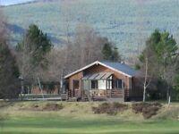 Aviemore Hogmanay / New year week sleeps 6 Lodge