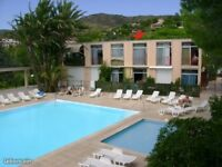 South of France , Le Lavandou, Beautiful Studio flat summer 2018. Walking distance to the sea