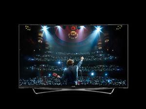 *BLOWOUT SALE PANASONIC SAMSUNG LG 4K UHD LED TV WITH 1 YR*