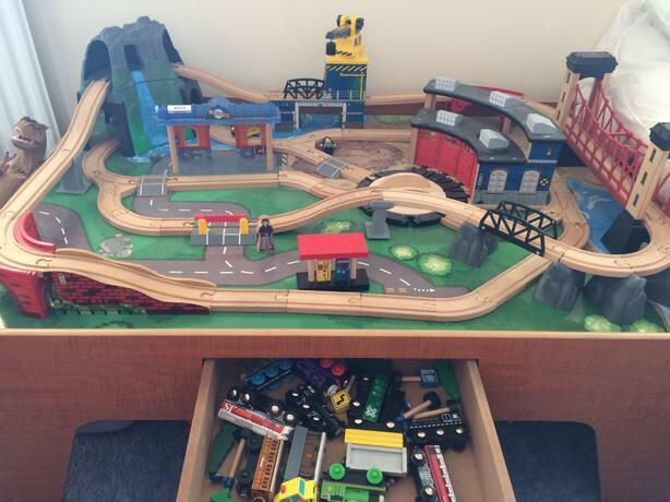 Excellent Toys R Us Train Set Table Pictures - Best Image Engine ...