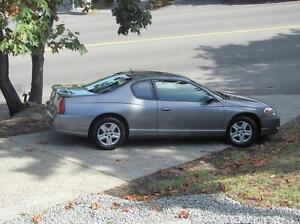 2006 Chevrolet Monte Carlo LS Coupe 123K Car Fax rep Available