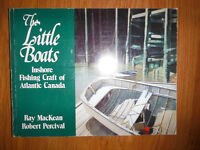 The Little Boats: Atlantic Fishing Craft Models by Ray MacKean